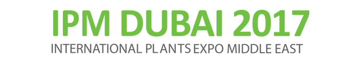 IPM DUBAI 2017<br>INTERNATIONAL PLANTS EXPO IN THE MIDDLE EAST<br>05 - 07 December, 2017