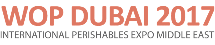 WOP DUBAI 2017<br>INTERNATIONAL PERISHABLES EXPO IN THE MIDDLE EAST<br>05 - 07 December, 2017
